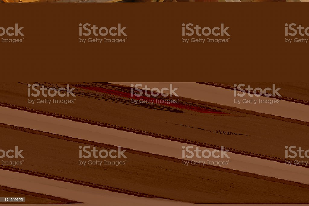 Heap of vintage love letters to Eva. royalty-free stock photo