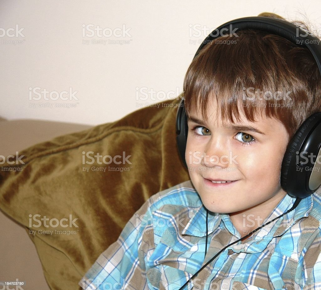 hear the music play royalty-free stock photo