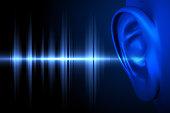 Hear the sound wave