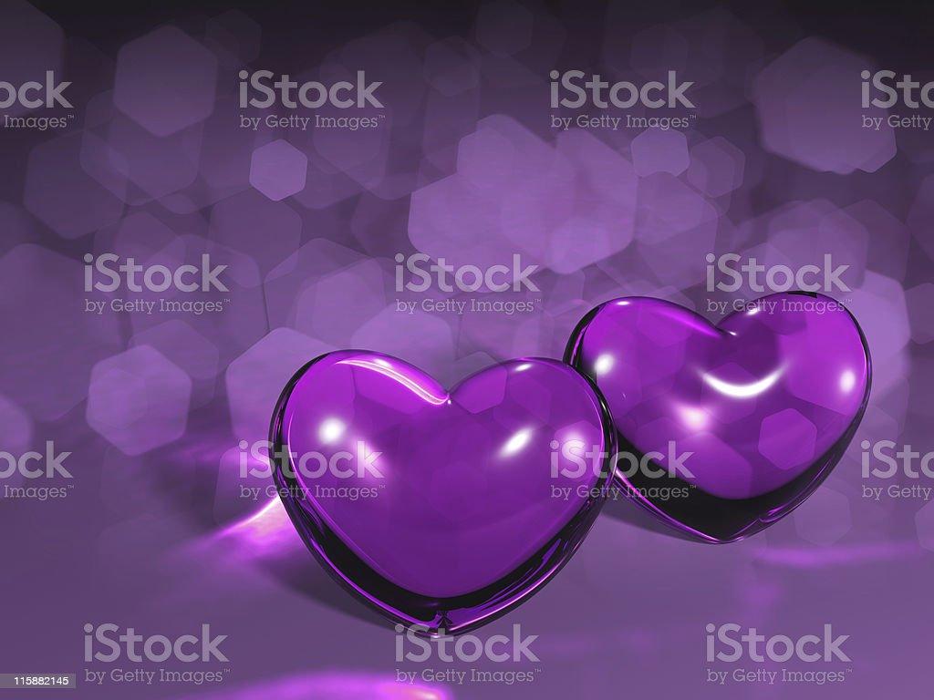 3D Heart 02 stock photo
