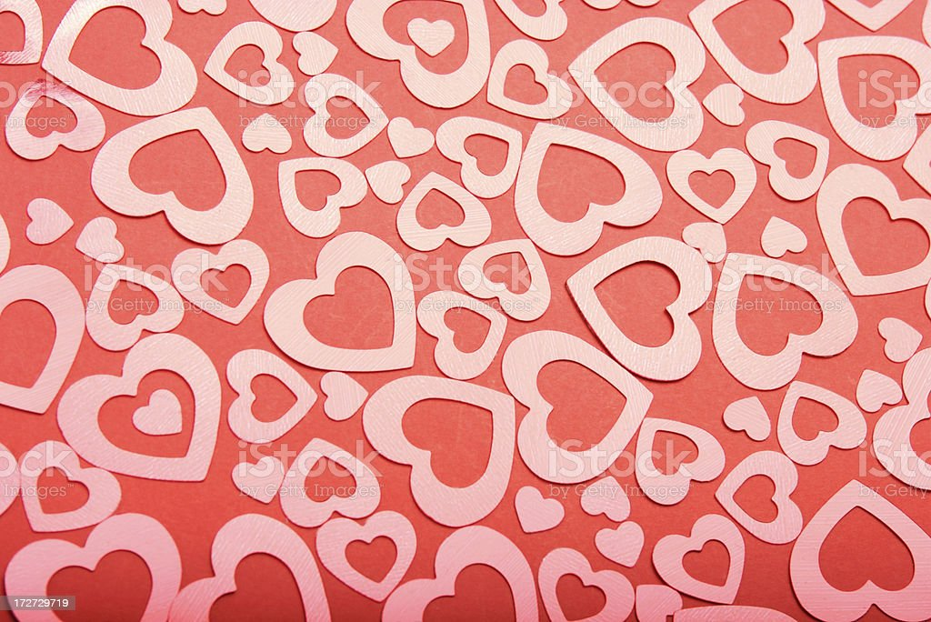 Heart Art royalty-free stock photo