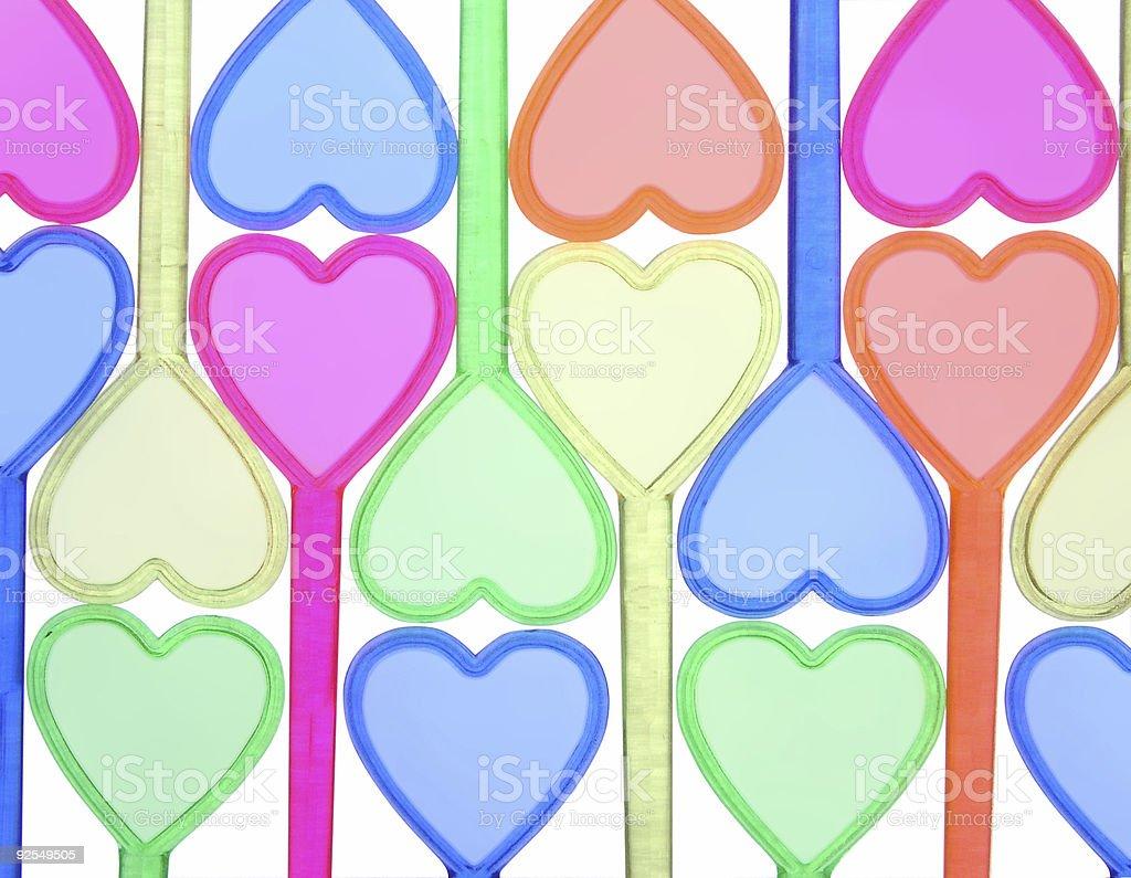 Heart background 8 stock photo