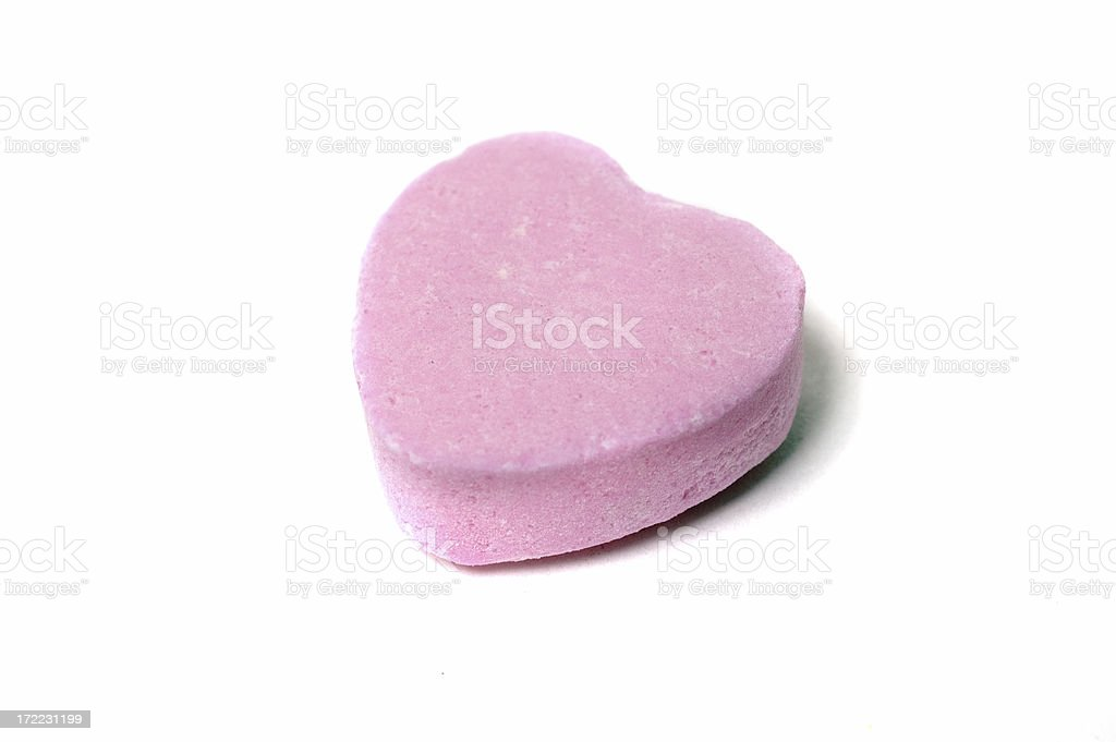 Heart Candy - Blank stock photo