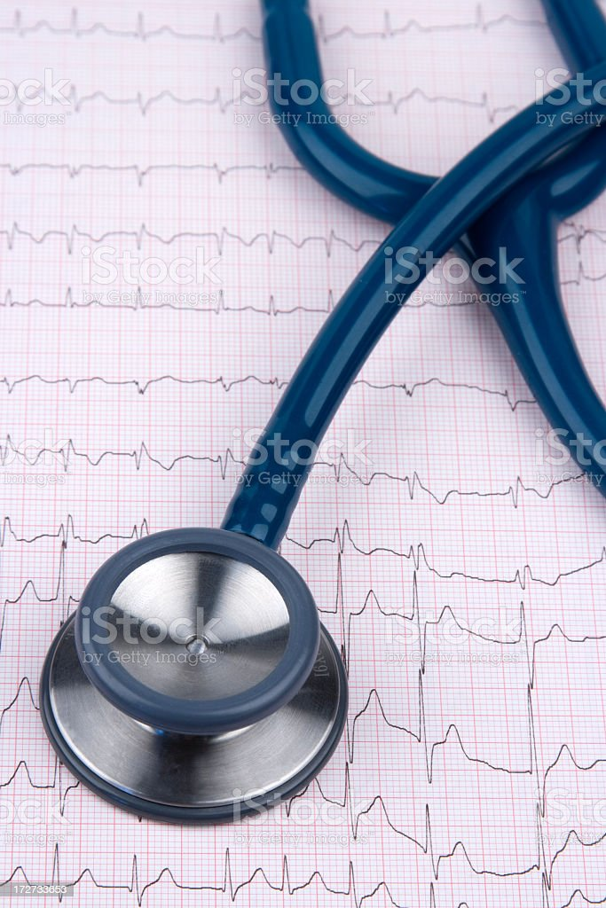 Heart Check-up royalty-free stock photo