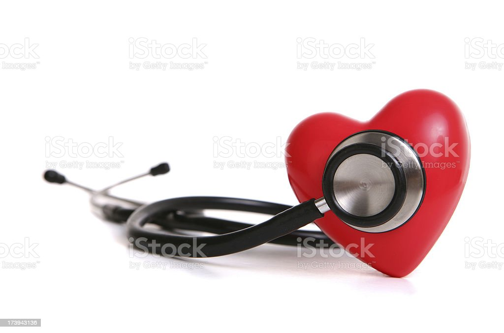 Heart Checkup royalty-free stock photo