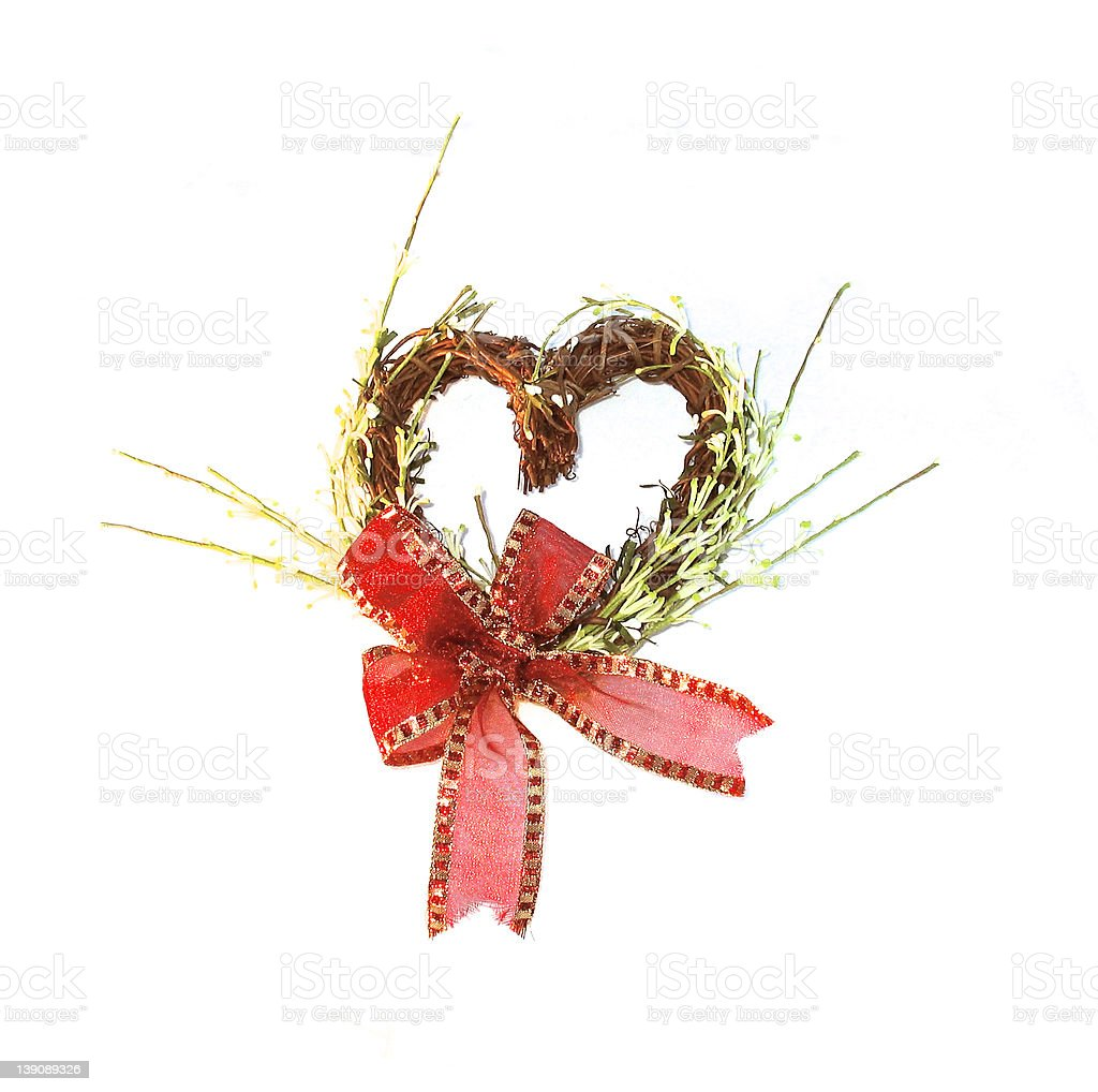 Heart - Clipping Path royalty-free stock photo