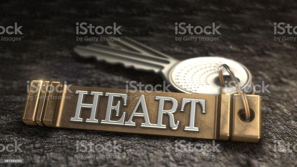Concept de cœur photo libre de droits