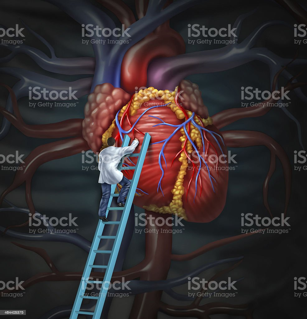 Heart Doctor Therapy stock photo