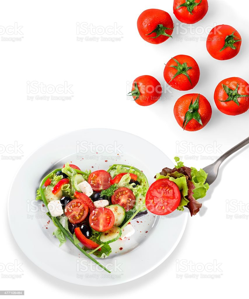 Heart, food, shaped stock photo