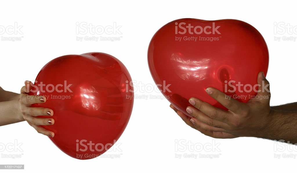 Heart for You 1 royalty-free stock photo