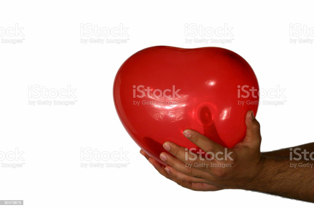 Heart for You royalty-free stock photo