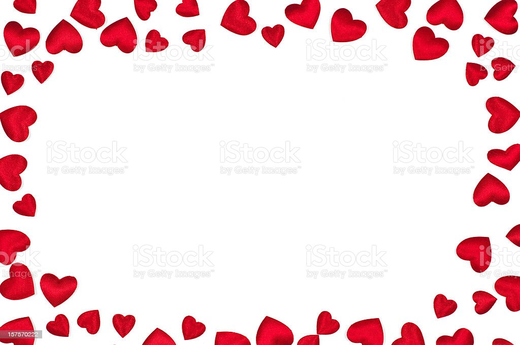 heart frame royalty-free stock photo