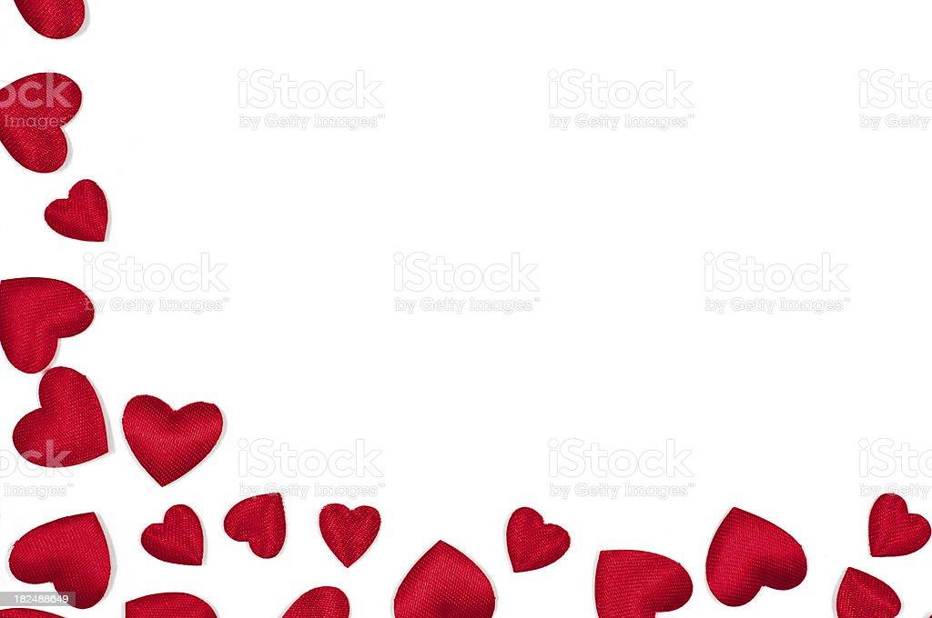 heart frame royalty-free stock photo