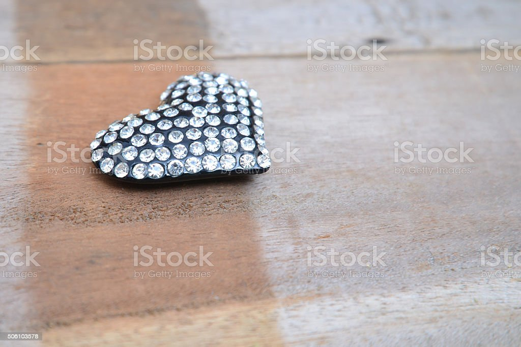 Heart Jewelry stock photo