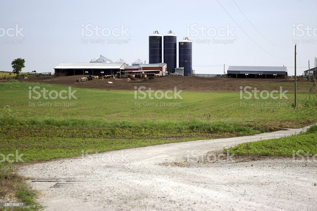 Heart Land stock photo