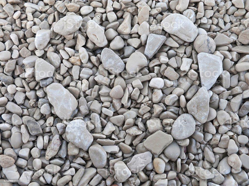 Heart of stone stock photo