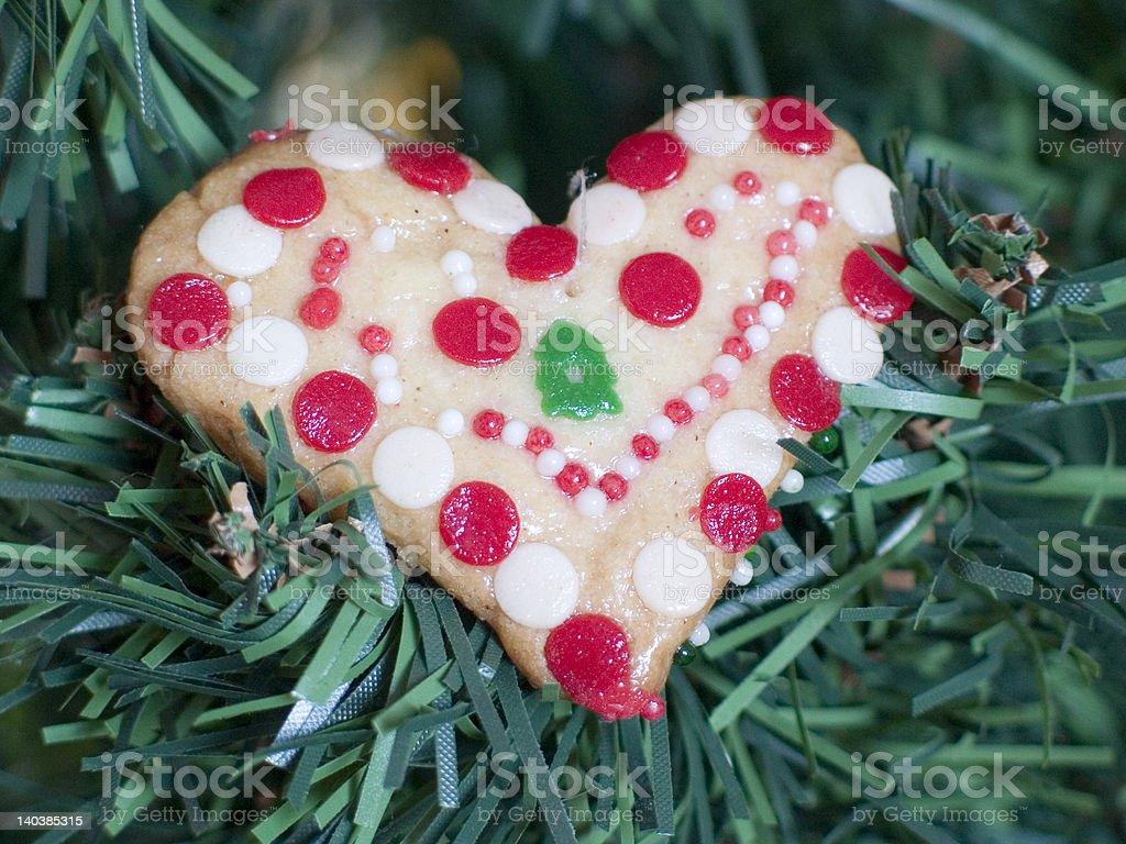 Heart Ornament royalty-free stock photo