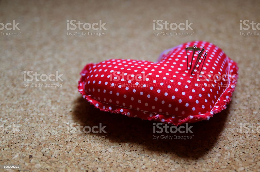 Heart shape stock photo