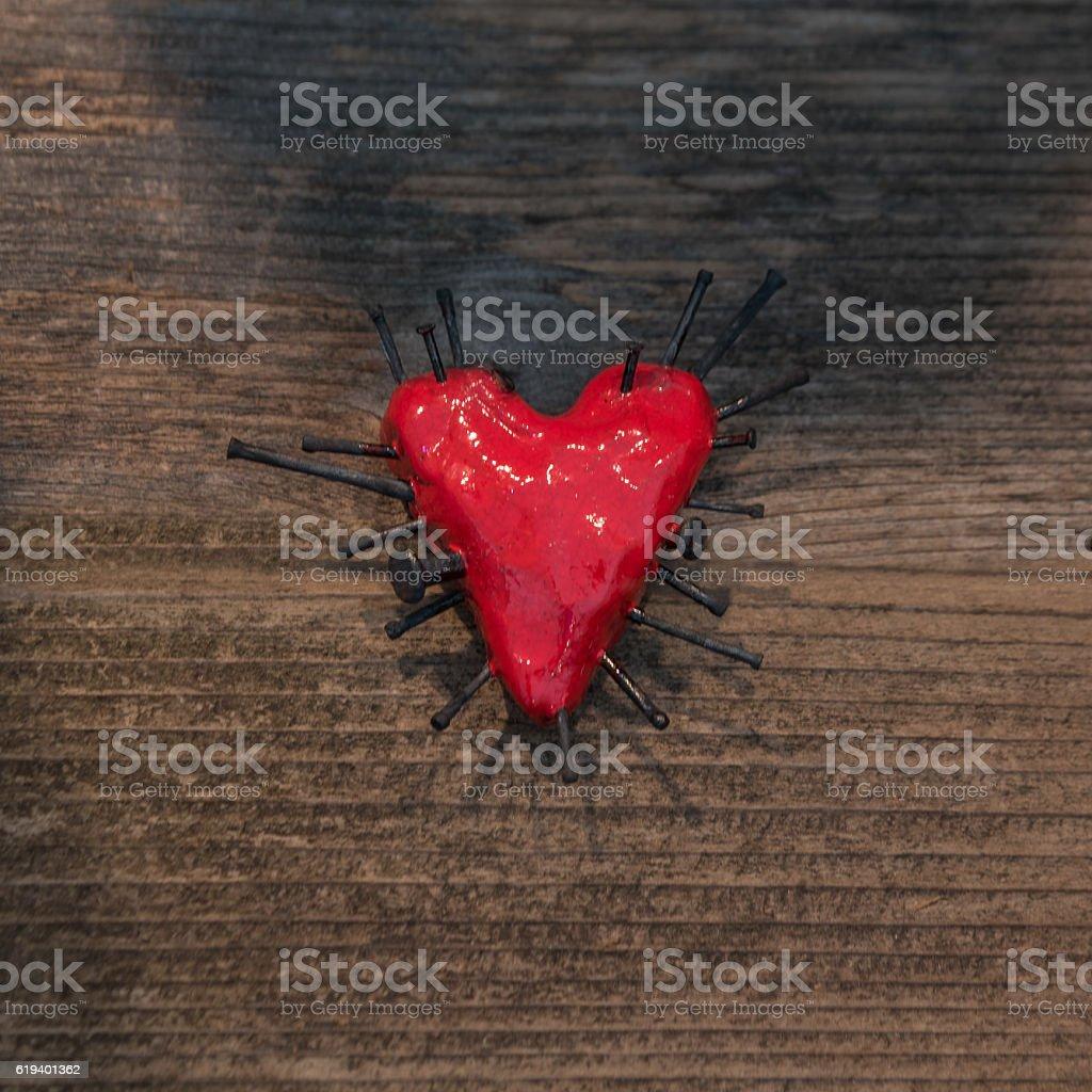 Heartbroken stock photo