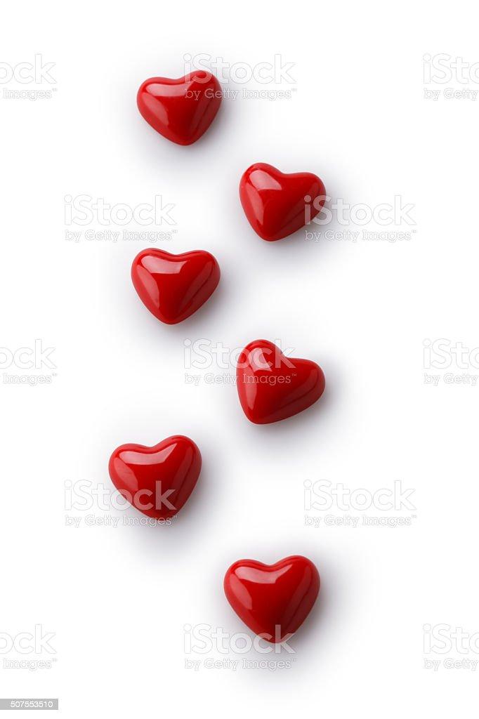 Heart's stock photo