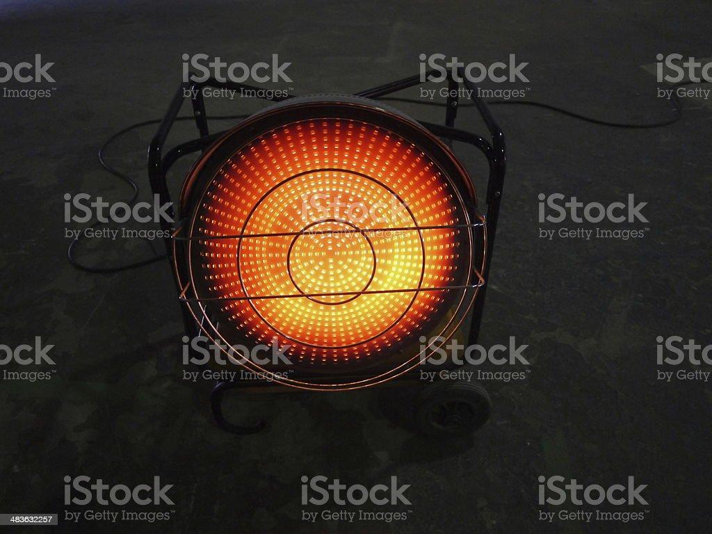 fan de chaleur photo libre de droits