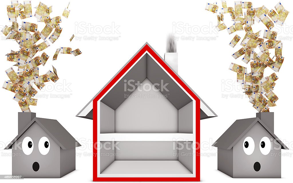 heat insulation stock photo