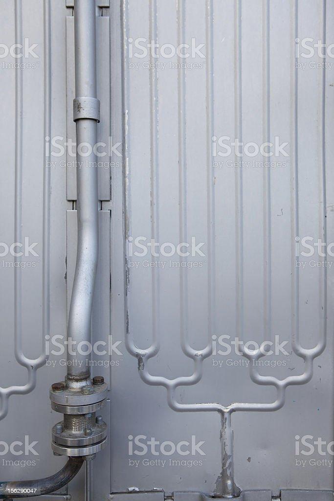 Heat sink royalty-free stock photo