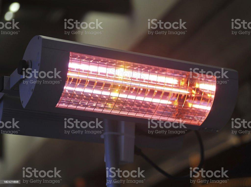 heater hemispherical heating mantle stock photo