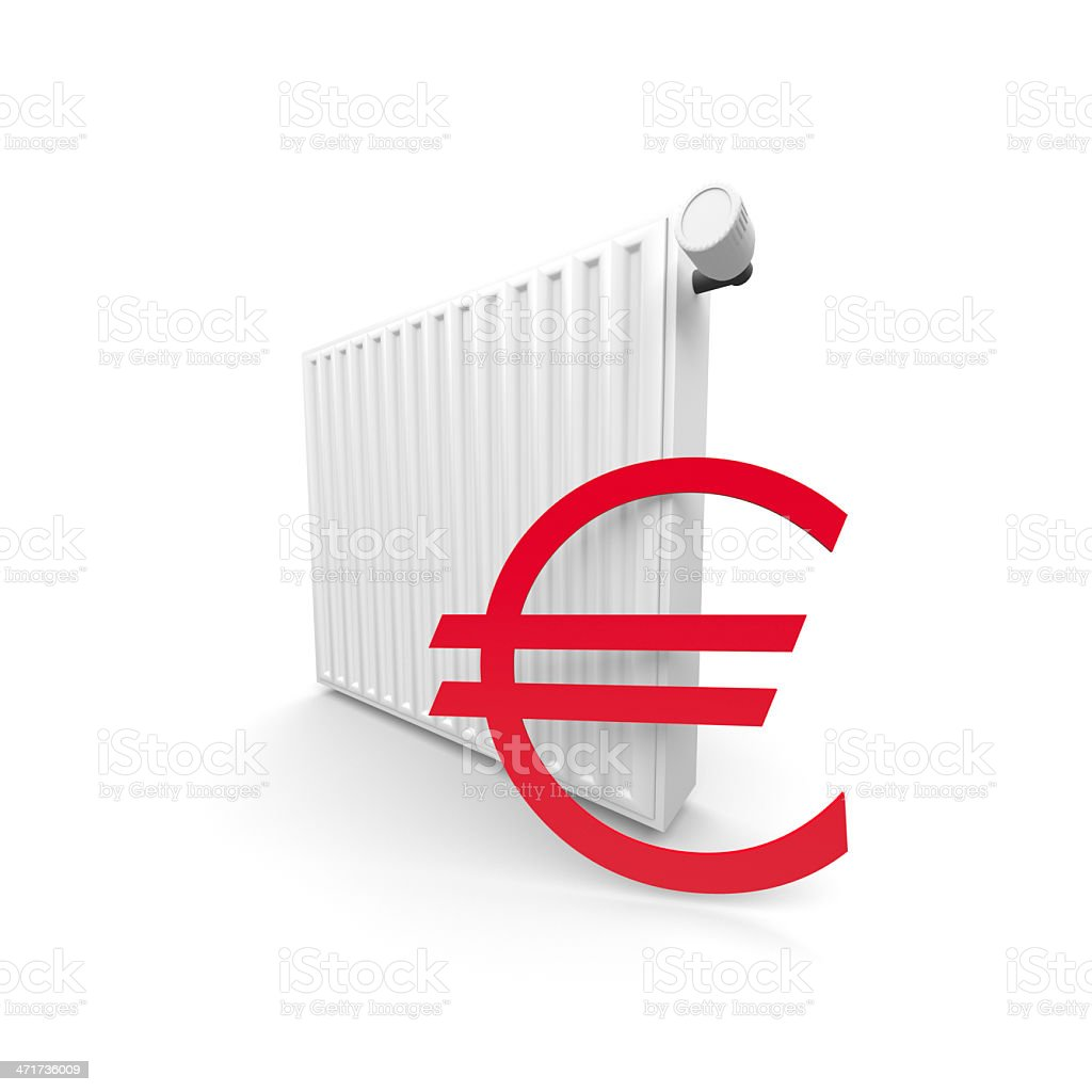Heater royalty-free stock photo