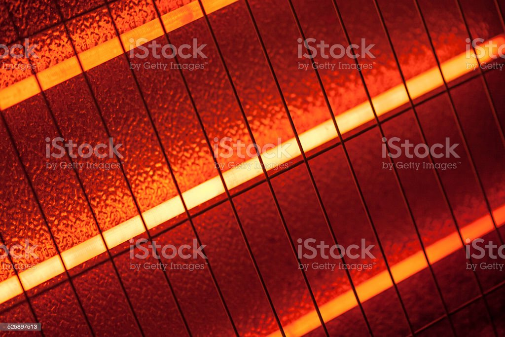 Heater stock photo