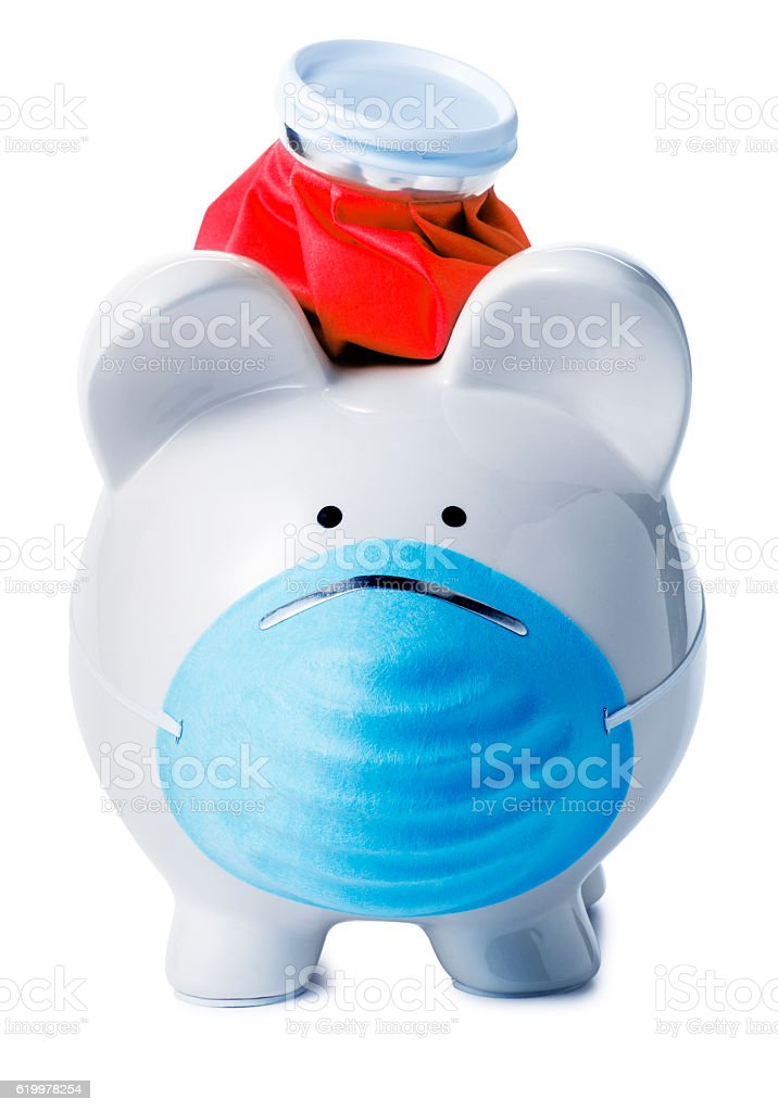 Heath Care and Medical Expenses stock photo