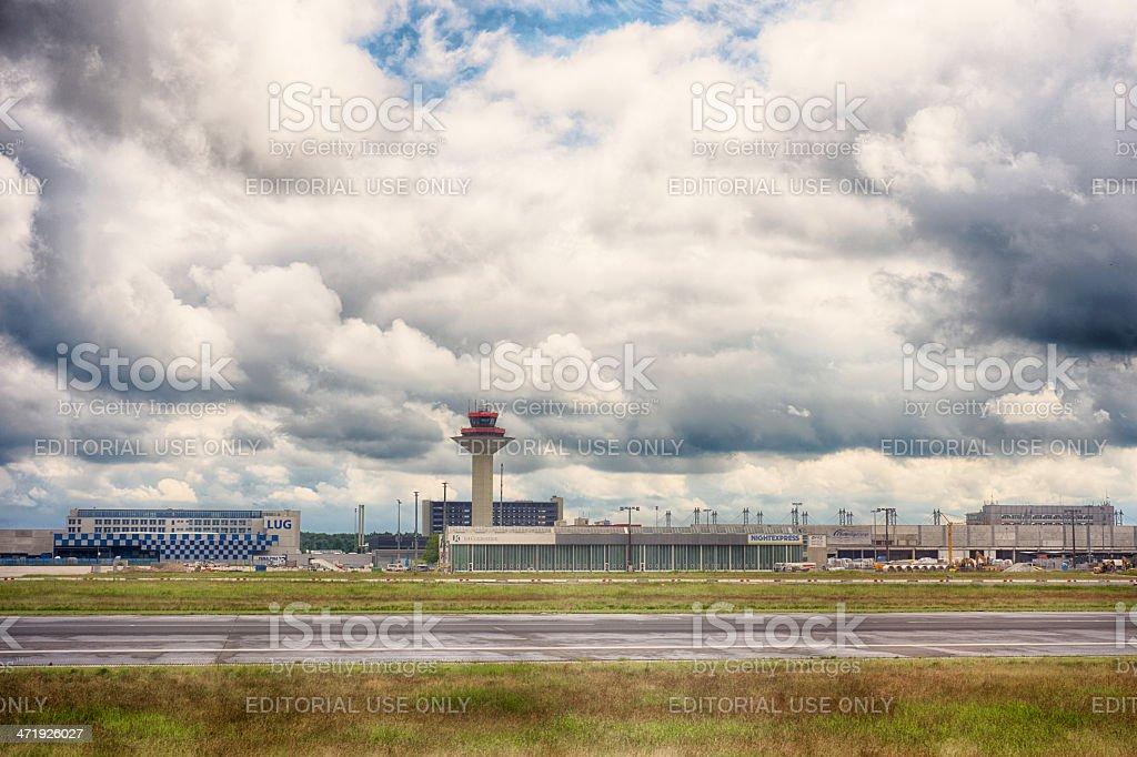 Heathrow Airport, London, UK stock photo