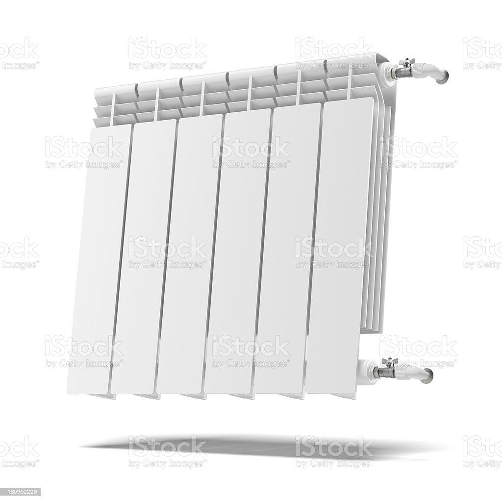 Heating radiator royalty-free stock photo
