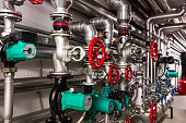 heating system control equipment