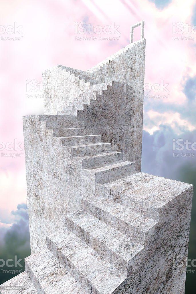 Heaven door royalty-free stock photo