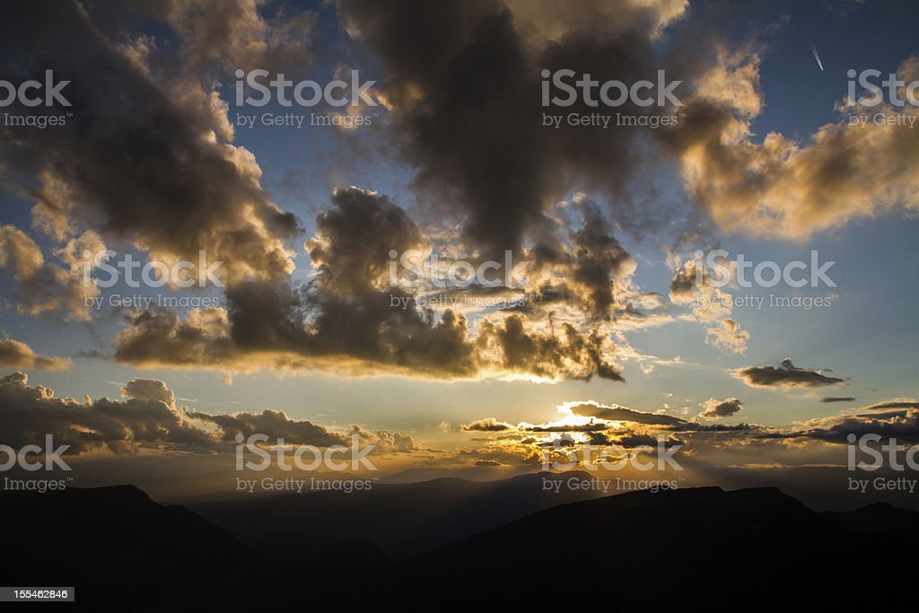 Heaven is near royalty-free stock photo