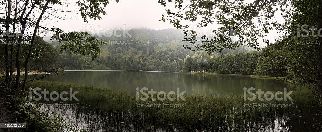 Heaven lake royalty-free stock photo
