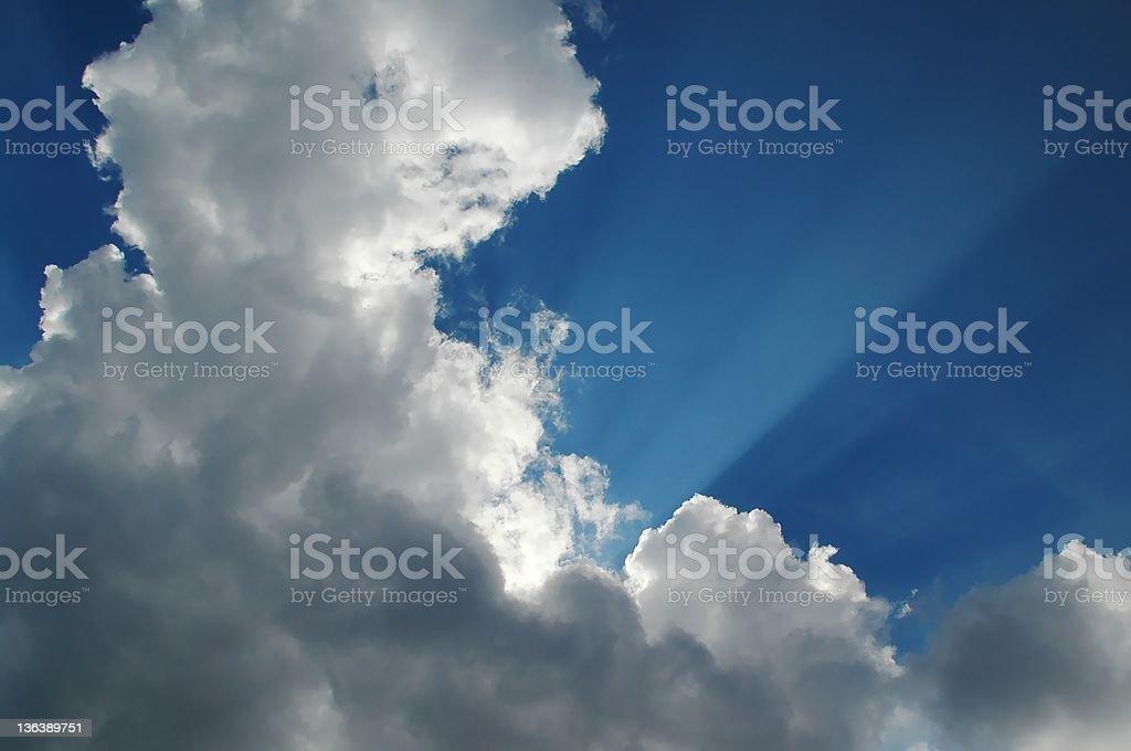 Heaven royalty-free stock photo