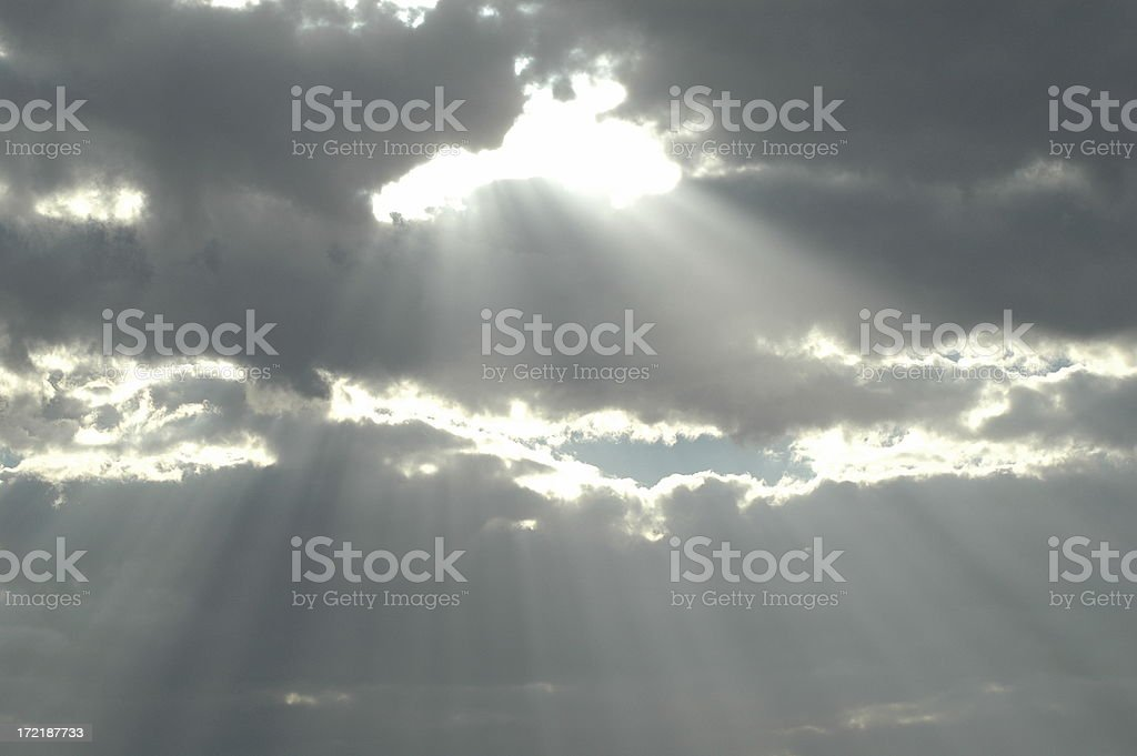 Heaven stock photo