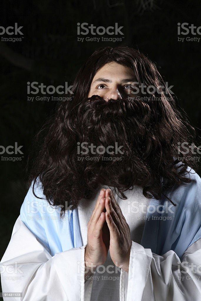 Heavenly Prayers stock photo