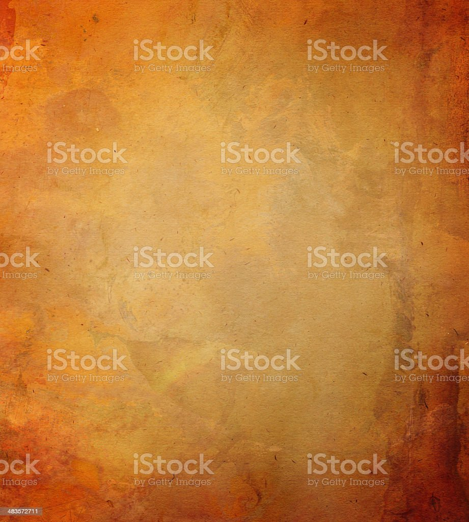 heavily distressed old paper royalty-free stock photo