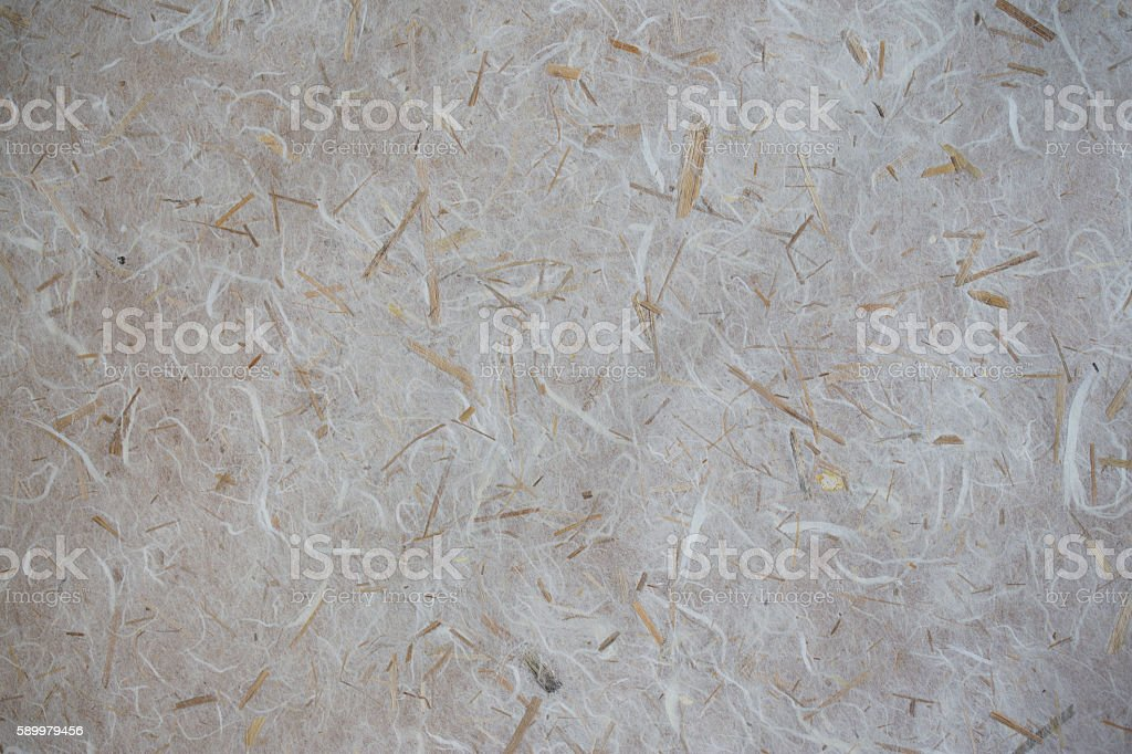 Heavily textured artist's parchment stock photo