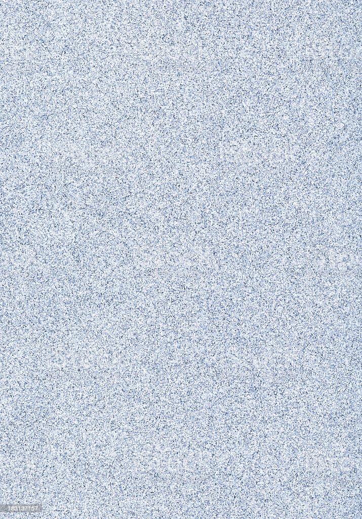 Heavy Blue Paper Texture stock photo