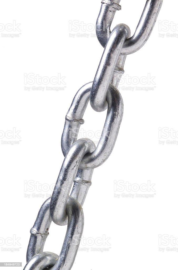 Heavy Chain royalty-free stock photo