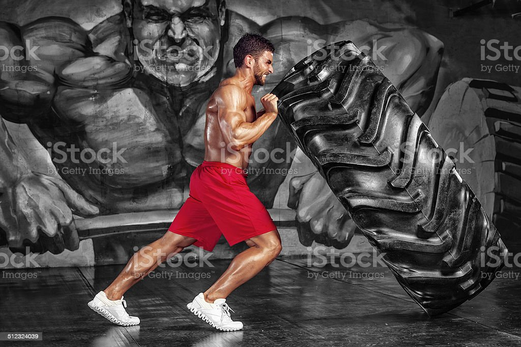 Heavy Duty stock photo