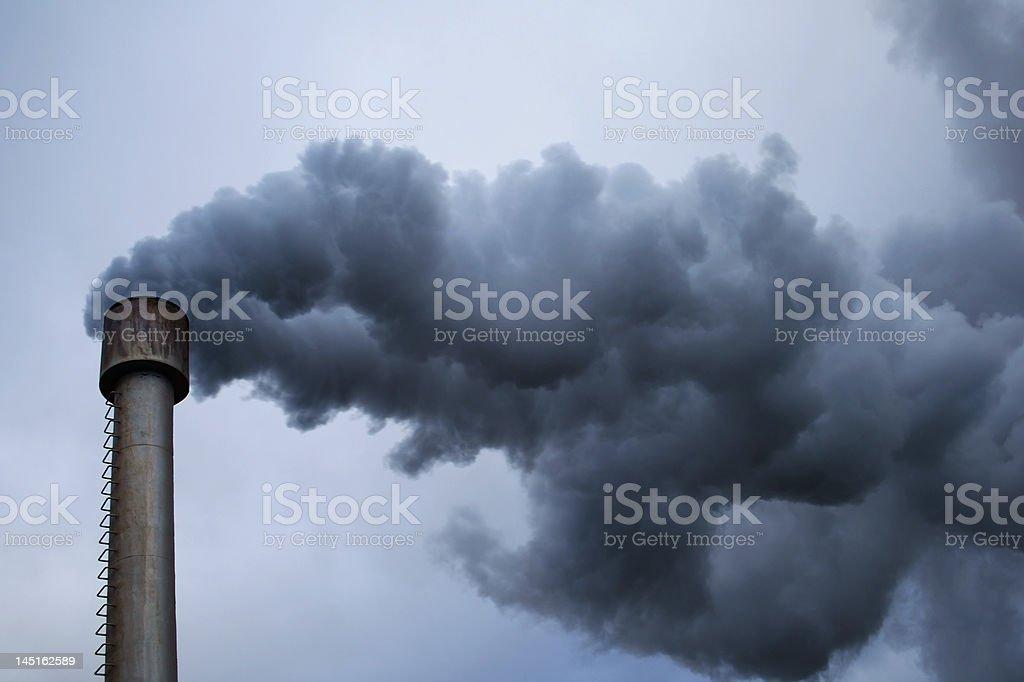 Heavy industry royalty-free stock photo