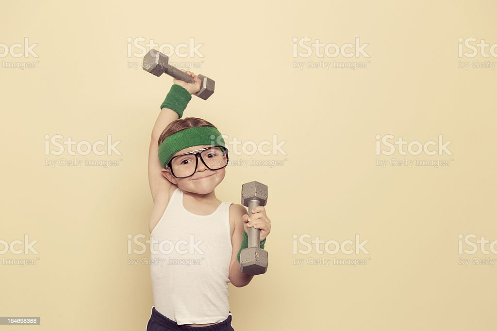 Heavy Lifter stock photo