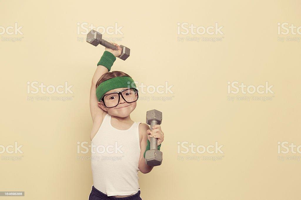 Heavy Lifter stock photo
