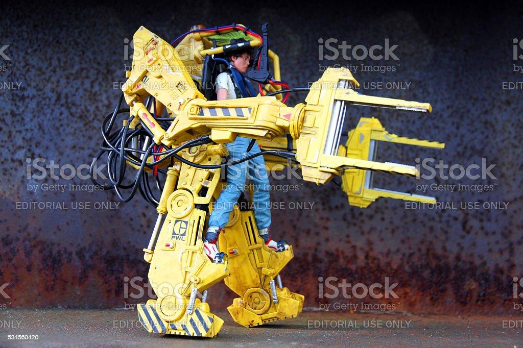 Heavy  Lifting stock photo