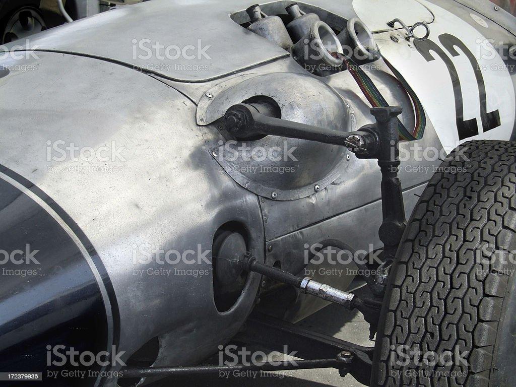 Heavy Metal 1 stock photo